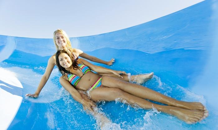 Aquasplash - Aquasplash: Ingresso per adulto o bambino al parco acquatico Aquasplash da 9,90 €