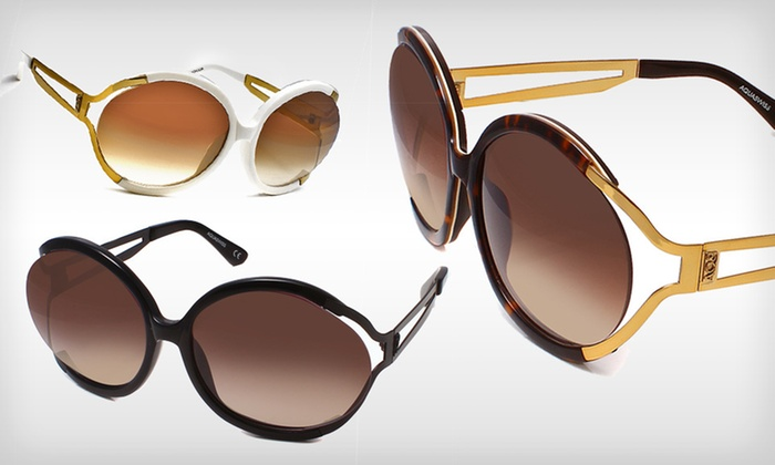 AquaSwiss Women's or Unisex Sunglasses: $49 for AquaSwiss Women's or Unisex Sunglasses ($295 List Price). Nine Styles Available. Free Returns.