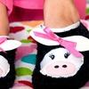 2-Pack of Women's Critter Slippers