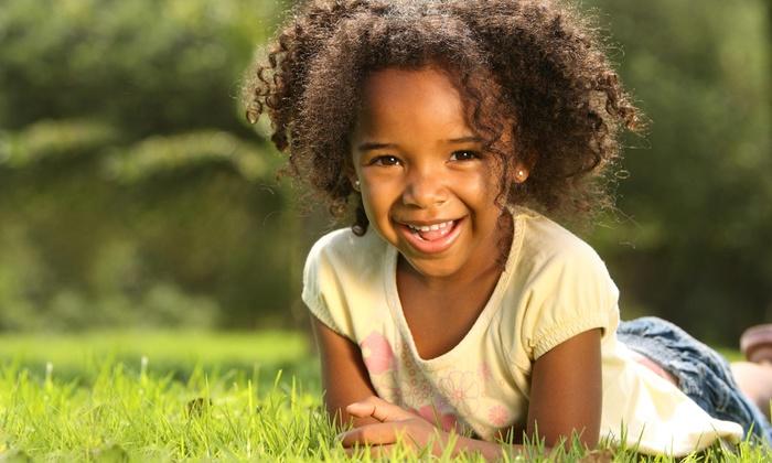 The Hair Garden - Murrieta: A Children's Haircut from The Hair Garden (55% Off)