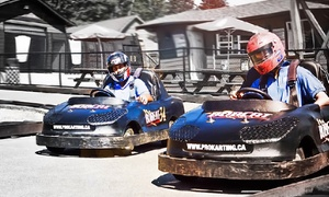 C$11 for a Triple the Fun Pass with Go-Karts, Mini Golf, and Batting Cages (C$22 Value)
