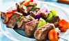 Up to 54% Off Mediterranean and Indo-Pak Cuisine at BBQ Nation