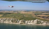 Baptême de lair en avion sur la côte dOpale pour 1 personne à 59 € avec EasyPilot Ecole de pilotage davions