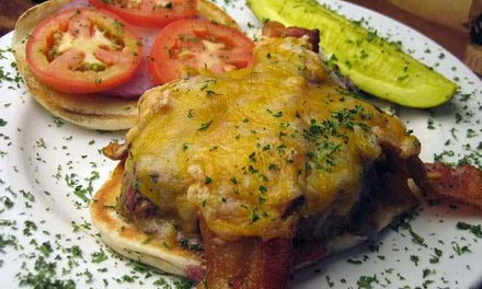 A Southwestern Dining Experience at The Lost & Found Saloon (42% Off). Two Options Available.