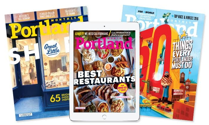 Portland Monthly Magazine: One- or Two-Year Subscription, or One-Year Digital Subscription to Portland Monthly Magazine (Up to 47% Off)