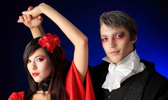 Pledge 5 - Pleasant Street: $25 for aGeneral Admission Ticket to Vampires' Ball with VIP Chamber Access from Pledge 5 on October 31 ($50 Value)