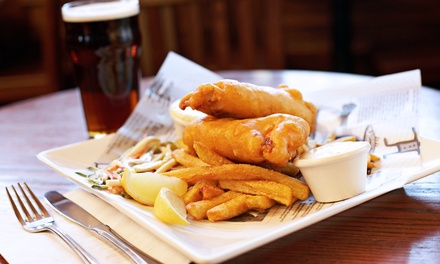 Pub Food at Nadine's Irish Mist (Up to 47% Off)