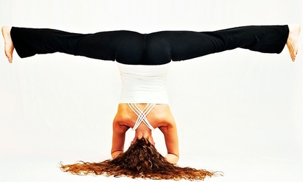 90 Days of Unlimited Yoga Classes Plus Teacher Training Preview Class at World Peace Yoga ($330 Value)