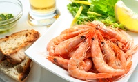 Two-Course Lunch for Two or Four at Marcos New York Italian Kegworth (Up to 50% Off)