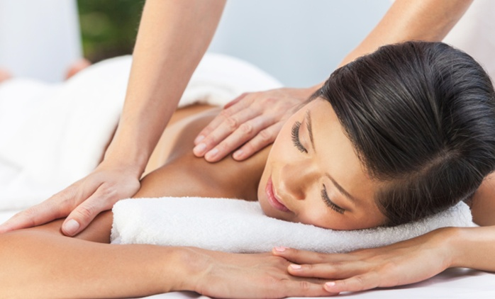 45-Minute Full Body Massage for One ($39) or Two People ($78) at Aroma Relaxing Massage, CBD (Up to $158 Value)