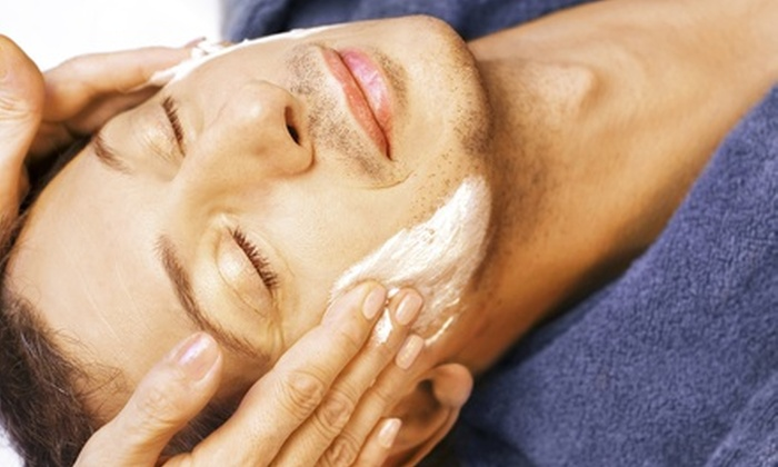 Apollo Hair, Health & Beauty - Lake City: One or Three 45-Minute Express Facials at Apollo Hair, Health & Beauty (Up to 56% Off)