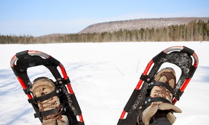 The Gear ReSource Outfitters: Moonlight Snowshoeing or Tour with Brewery or Winery Tasting from The Gear ReSource Outfitters (Up to 61% Off)