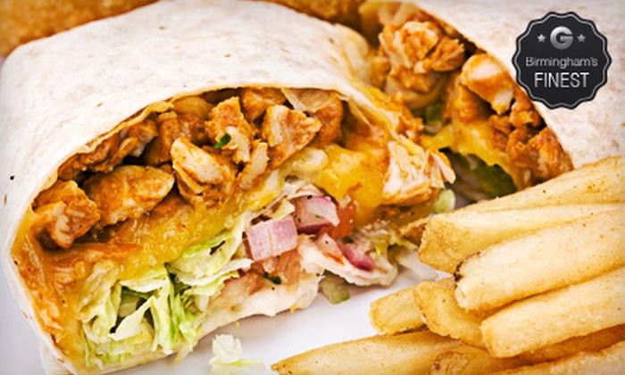 Bottletree Café - Birmingham: $5 for $10 Worth of Lunch at Bottletree Café