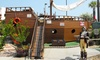 Pirate's Paradise Mini Golf - Northeast Virginia Beach: Two or Four Rounds of Mini-Golf with Optional Funnel Cake at Pirate's Paradise Miniature Golf (Up to 49% Off)