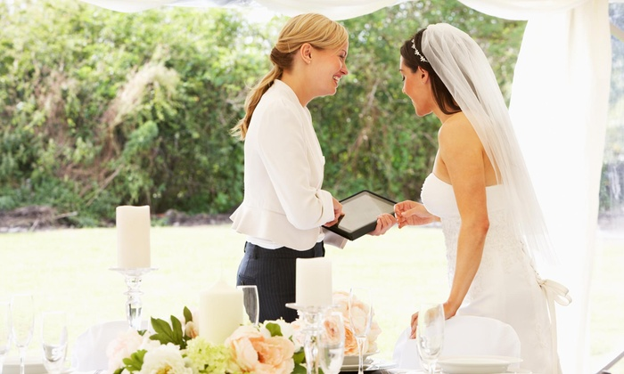 Touch of Elegance Events & Designs - Downtown: Two Wedding Planning Consultations at Touch Of Elegance Events & Designs (50% Off)