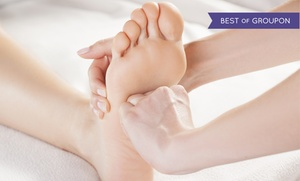 Lucky Foot Spa: One 30- or 60-Minute Foot Reflexology Session or Three 60-Minute Sessions at Lucky Foot Spa (Up to 55% Off)