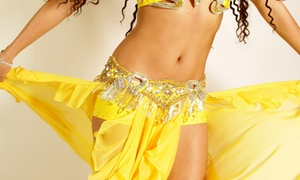 Kelvia Belly Dancer CT: Five or 10 Kids or Adult Belly Dancing Classes at Kelvia Belly Dancer CT (Up to 62% Off)