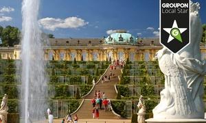 BEX Sightseeing Berlin: 4 Std. Bus-Ausflugstour nach Potsdam/Sanssouci ab Berlin/Ku'damm für 1 oder 2 Personen mit BEX Sightseeing ab 31,20 €