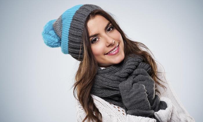StimOptimum, Inc - Greenwood: $33 for $66 Worth of Winter Clothing Accessories — StimOptimum, Inc