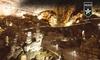 GROTTA GIGANTE - Grotta Gigante: Visita guidata alla Grotta Gigante da 11,99 € per 2 persone
