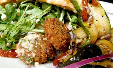 Catered Mediterranean Food for Up to 20 or 30 People at Mediterranean / American Catering Club (Up to 46% Off)