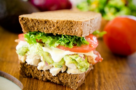 C$11 for C$18 Worth of Sandwiches or Sides at Press'd Sunridge Location