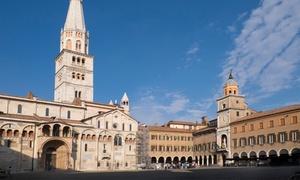 Salotto Culturale Aggazzotti: Visita guidata a Modena, concerto e buffet per 2 persone con l'ass. Salotto Culturale Aggazzotti (sconto 50%)