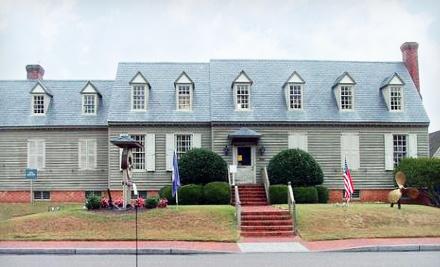 Individual or Family Membership atThe Watermen's Museum in Yorktown (Up to 52% Off)