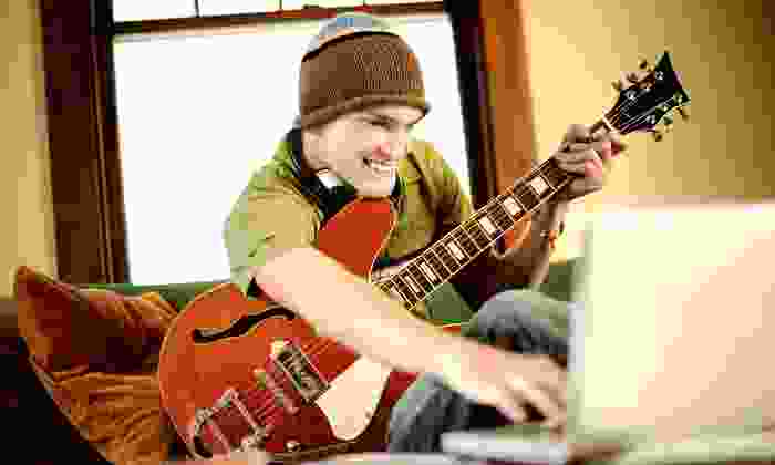 Tom Kopyto Music - East Longmeadow: $65 for Four 30-Minute Music Lessons at Tom Kopyto Music Lesson Studios (Up to $160 Value)