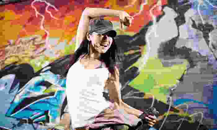 Studio Energia - Streamwood: 10, 20, or 30 Drop-In Zumba Classes at Studio Energia (Up to 59% Off)
