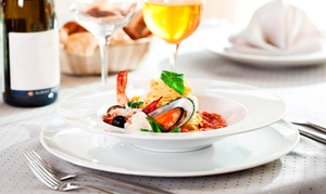 Thats Amore: Ten-Course Sicilian Taster Banquet With Wine from £24 at That's Amore