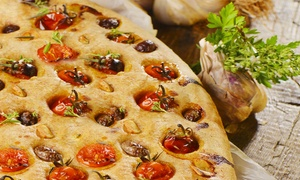 Il Bocconcino: Cena d'asporto con prodotti tipici pugliesi