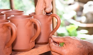 Ceramic Experience - Leith: Children's Pottery-Making Class for £10 at Ceramic Experience