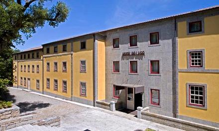 Hotel do Lago — Braga: 1 ou 2 noites para dois em quarto duplo com pequeno-almoço, welcome drink e spa desde 49€