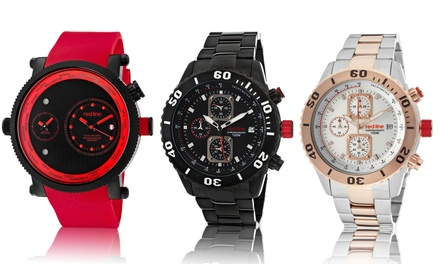 Red Line Specialist or Simulator Men's Watch
