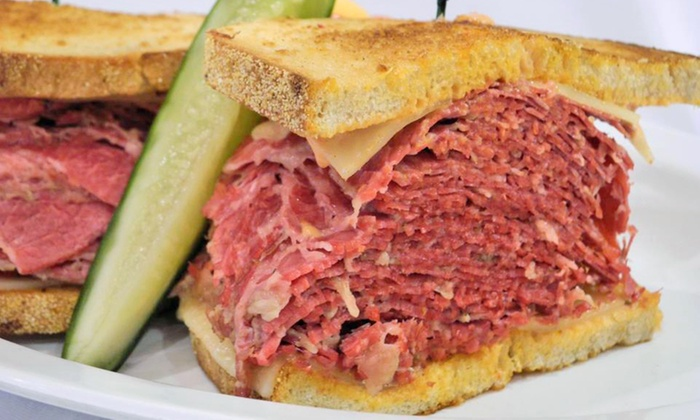 Izzy's Delicatessen - Hoover: One or Two Groupons, Each Good for $14 Worth of Deli Fare or Catering Platter from Izzy's Delicatessen (Up to 51% Off)