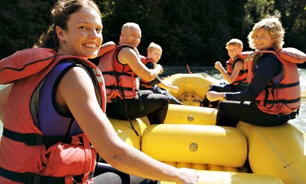 2-Hour Self-Guided Rafting or Kayaking Adventure for One, Two, or Four from High Country Rafting (Up to 58% Off)