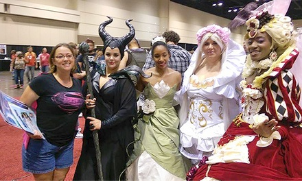Space Coast Comic Con at Radisson Resort at the Port on September 12–13 (Up to 44% Off)