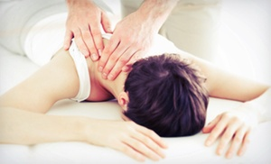 Quartell Chiropractic: $30 for a 50-Minute Swedish or Deep-Tissue Massage at Quartell Chiropractic ($70 Value)