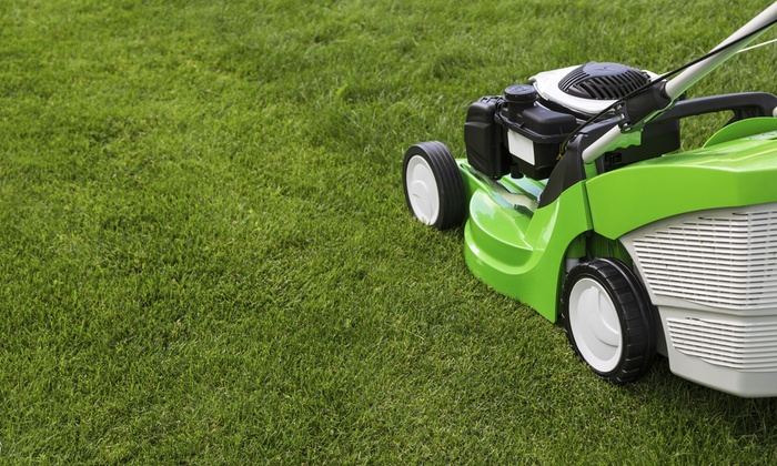 Just-in-credible Lawns - North Jersey: $54 for $100 Groupon — Just In Credible Services LLC