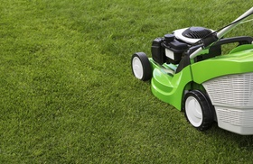 Just-in-credible Lawns: $54 for $100 Groupon — Just In Credible Services LLC