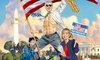 "CLINTON The Musical - Clinton: ""CLINTON The Musical"" at New World Stages, March 25–April 26 (Up to 48% Off )"