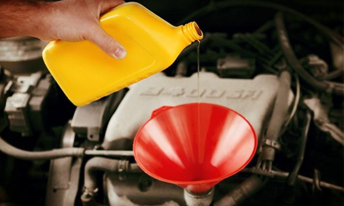 Bergstrom Automotive - Oshkosh: One or Three Oil Changes at Bergstrom Automotive (Up to 55% Off)