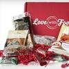 Half Off Gourmet Food & Snack Delivery from LoveWithFood