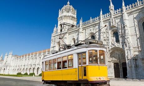 ✈ Lisbonne : 2 à 4 nuits à l'hôtel Travel Park avec petit-déjeuner et vols A/R depuis Paris Beauvais ou Marseille
