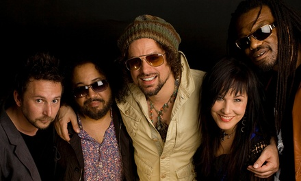Rusted Root at St. Andrews Hall on Friday, August 21 (Up to 66% Off)