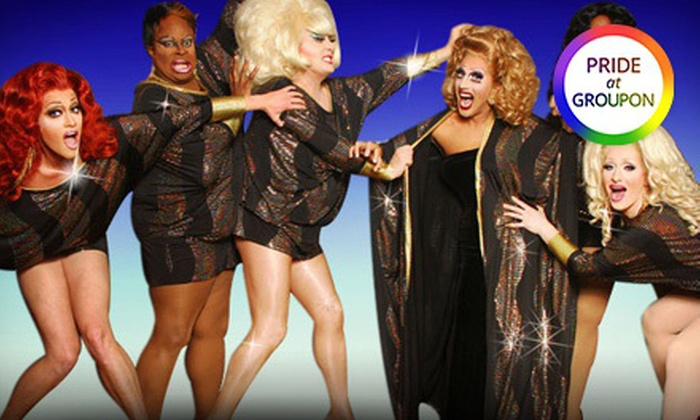 Hot Mess Drag Revue at XL Nightclub - New York: Admission, Small Plates, and Champagne for Two or Four at Hot Mess Drag Revue at XL Nightclub (Up to 78% Off)