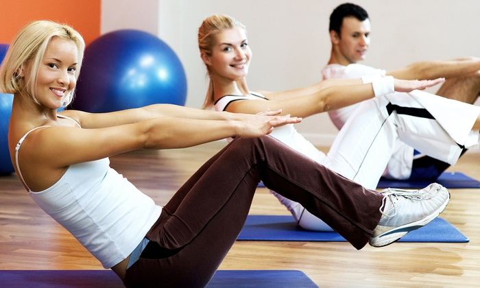 Get Fit Now - Sandy Springs: 5 or 10 Fitness Classes or a One-Month Fitness and Nutrition at Get Fit Now (Up to 73% Off)
