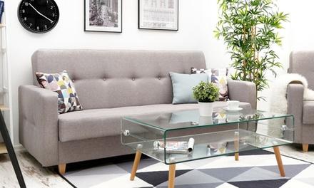 bis zu 53 rabatt selsey living sofa groupon. Black Bedroom Furniture Sets. Home Design Ideas