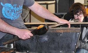 The Crefeld Glass Studio: One-Day Glassblowing or Flameworking Workshop for One or Two at The Crefeld Glass Studio (Up to 51% Off)